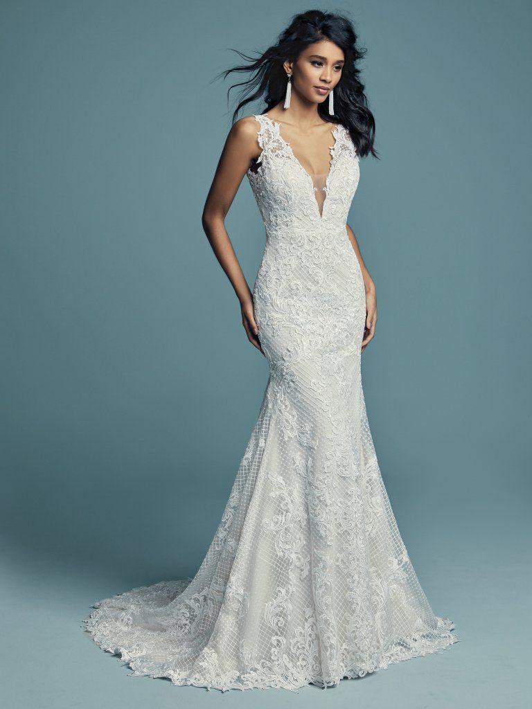 8MC695 Wedding Dress | Maggie Sottero