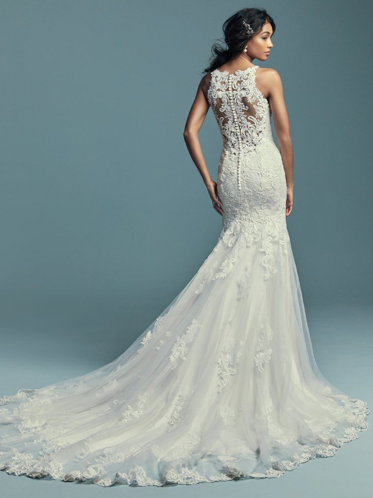 Kendall Wedding Dress Bridal Gown Maggie Sottero
