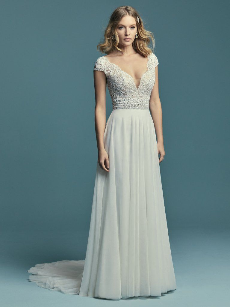 Monarch Wedding Dress | Maggie Sottero