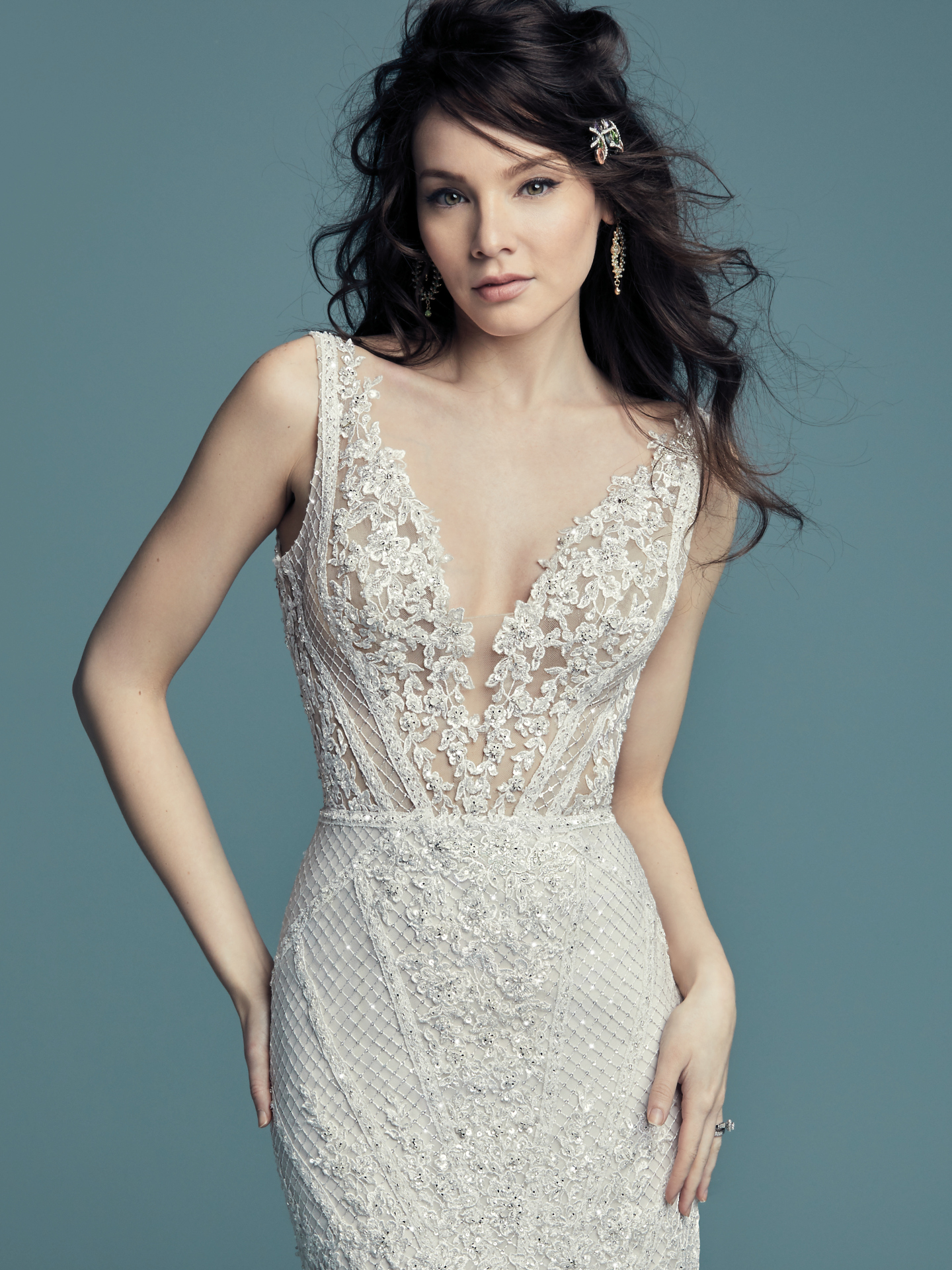 Your Wedding Day Horoscope Inspired by Pantone's Color of the Year - Tanner by Maggie Sottero