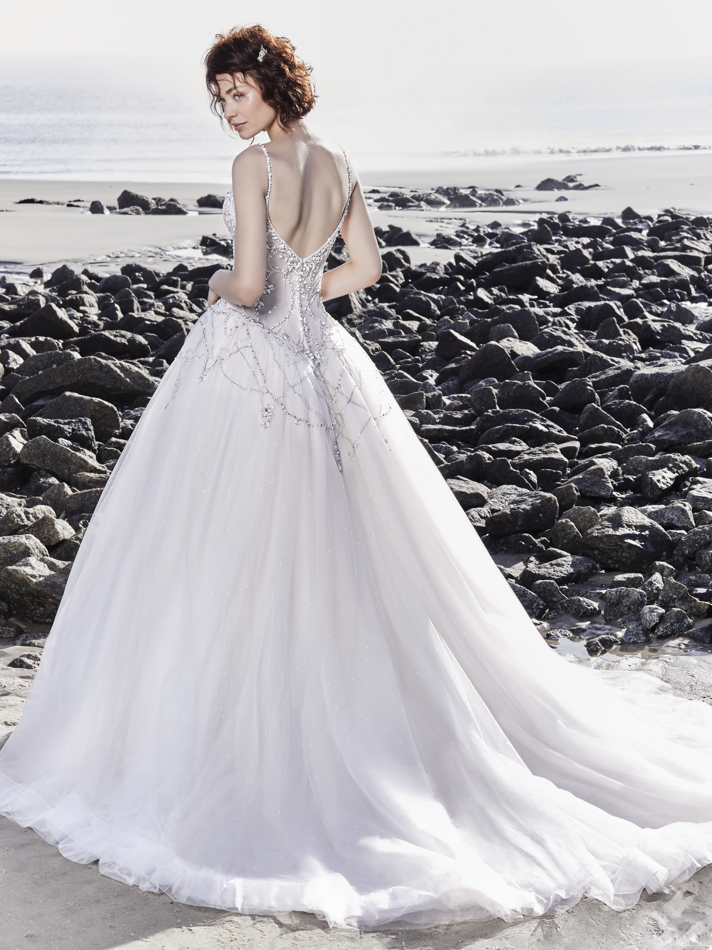 The Latest Glitzy, Red-Carpet-Ready Styles from Sottero and Midgley - Boston