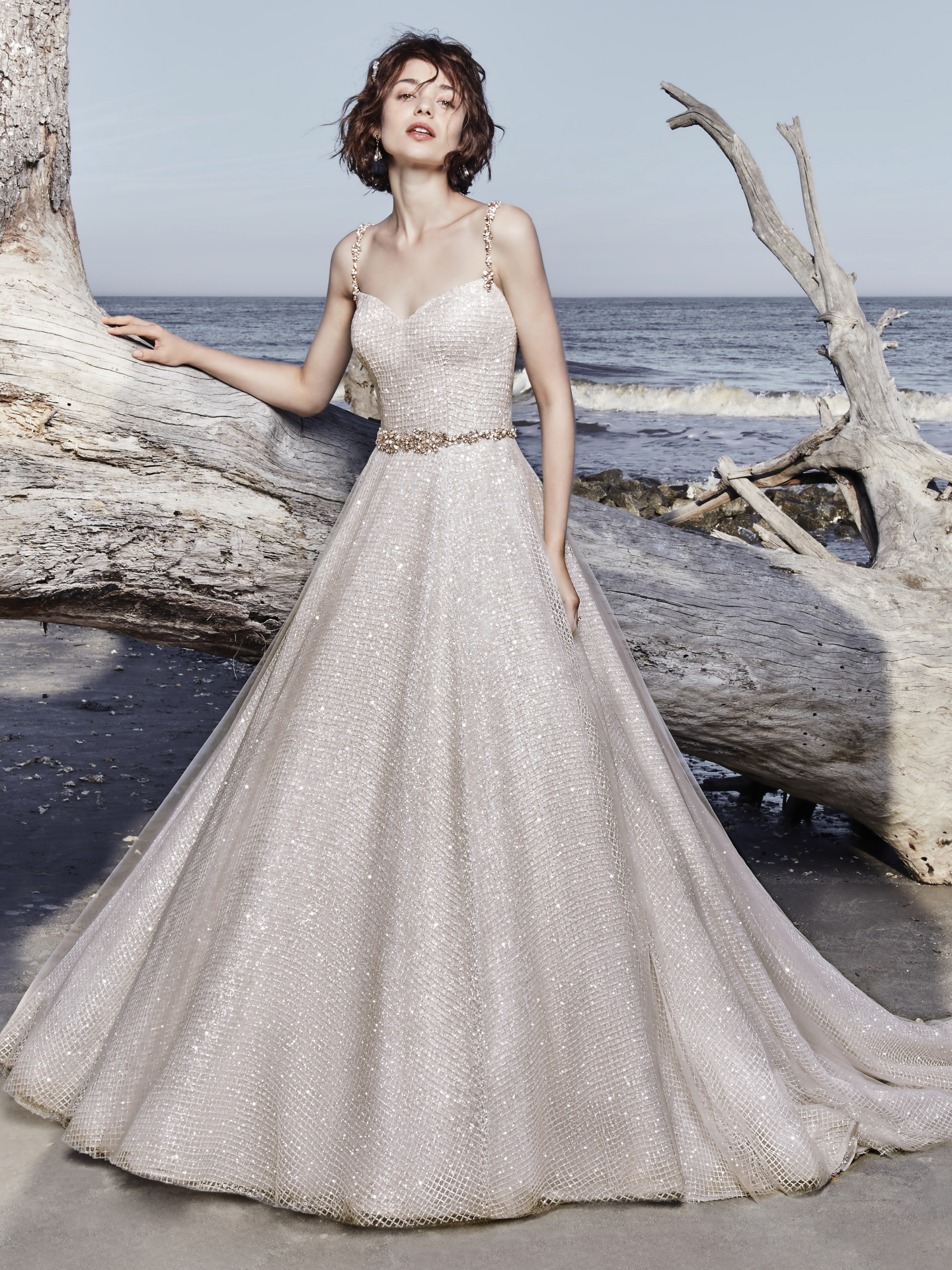 The Latest Glitzy, Red-Carpet-Ready Styles from Sottero and Midgley - Vidette