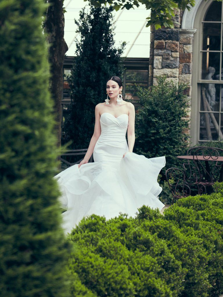 8a2ef36c3cacb Jacqueline (9MC118) Simple Wedding Dress by Maggie Sottero