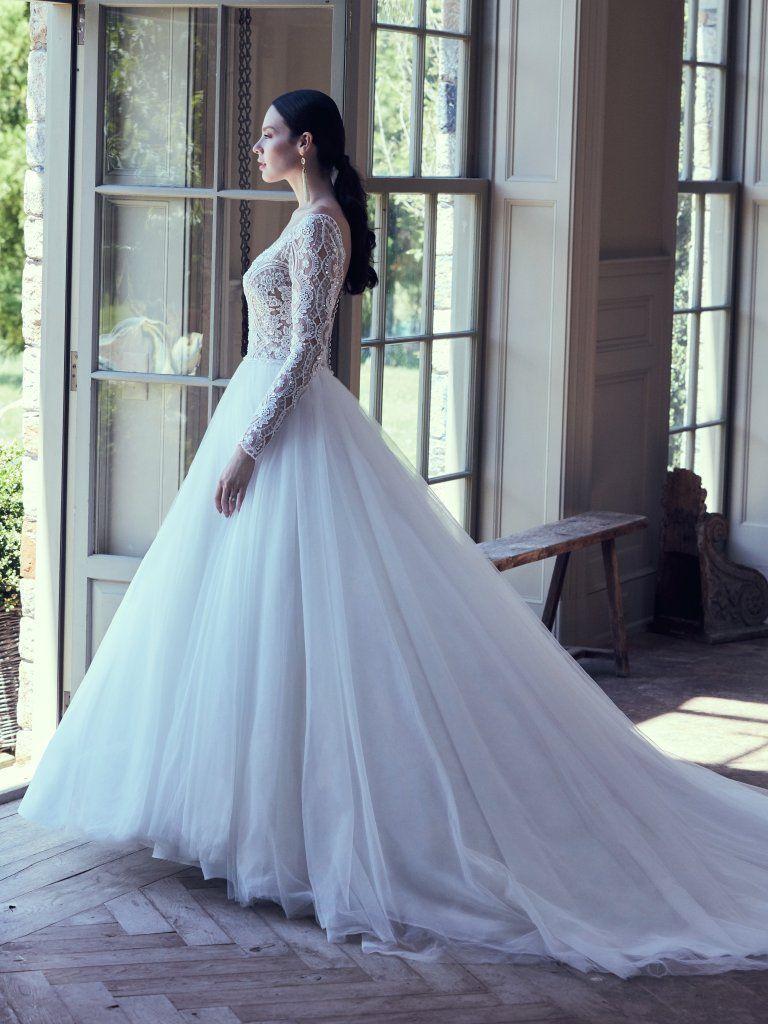 Mallory Dawn Wedding Dress Bridal Gown Maggie Sottero