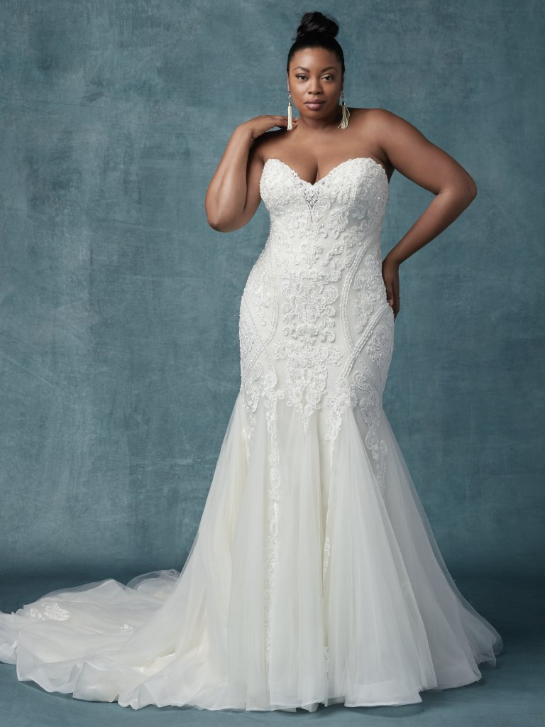 Quincy Wedding Dress Bridal Gown Maggie Sottero