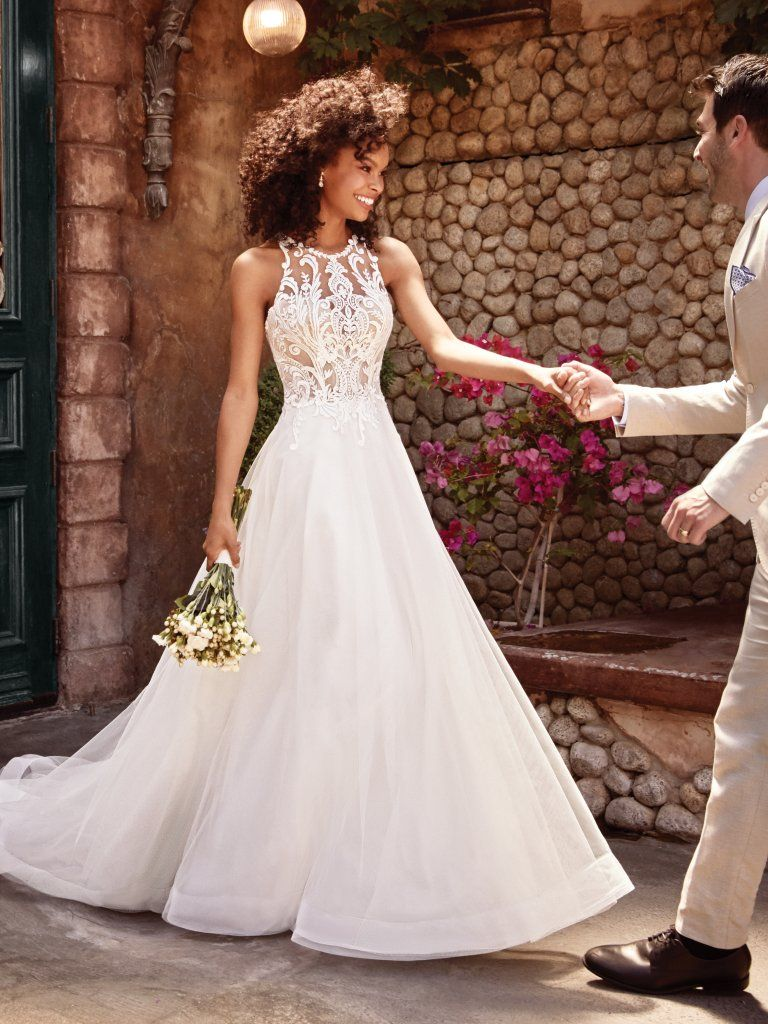 eae449fb8e4 Rebecca Ingram Wedding Dress Ardelle 9RS064 promo1