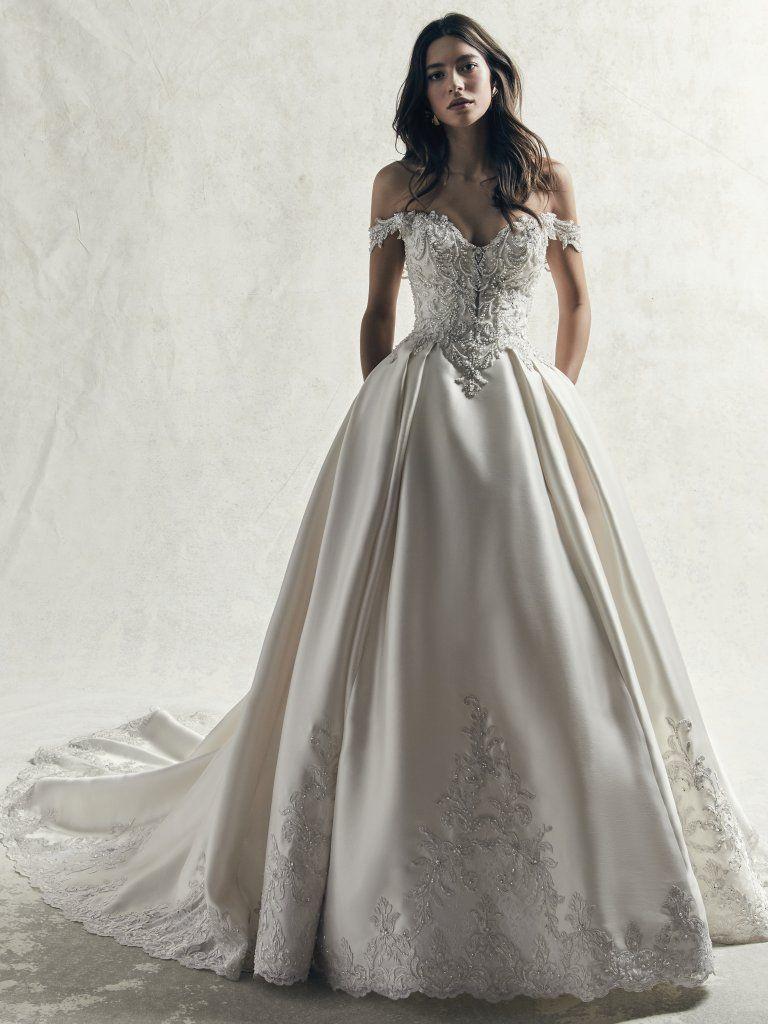 Kimora Wedding Dress Bridal Gown Sottero Midgley