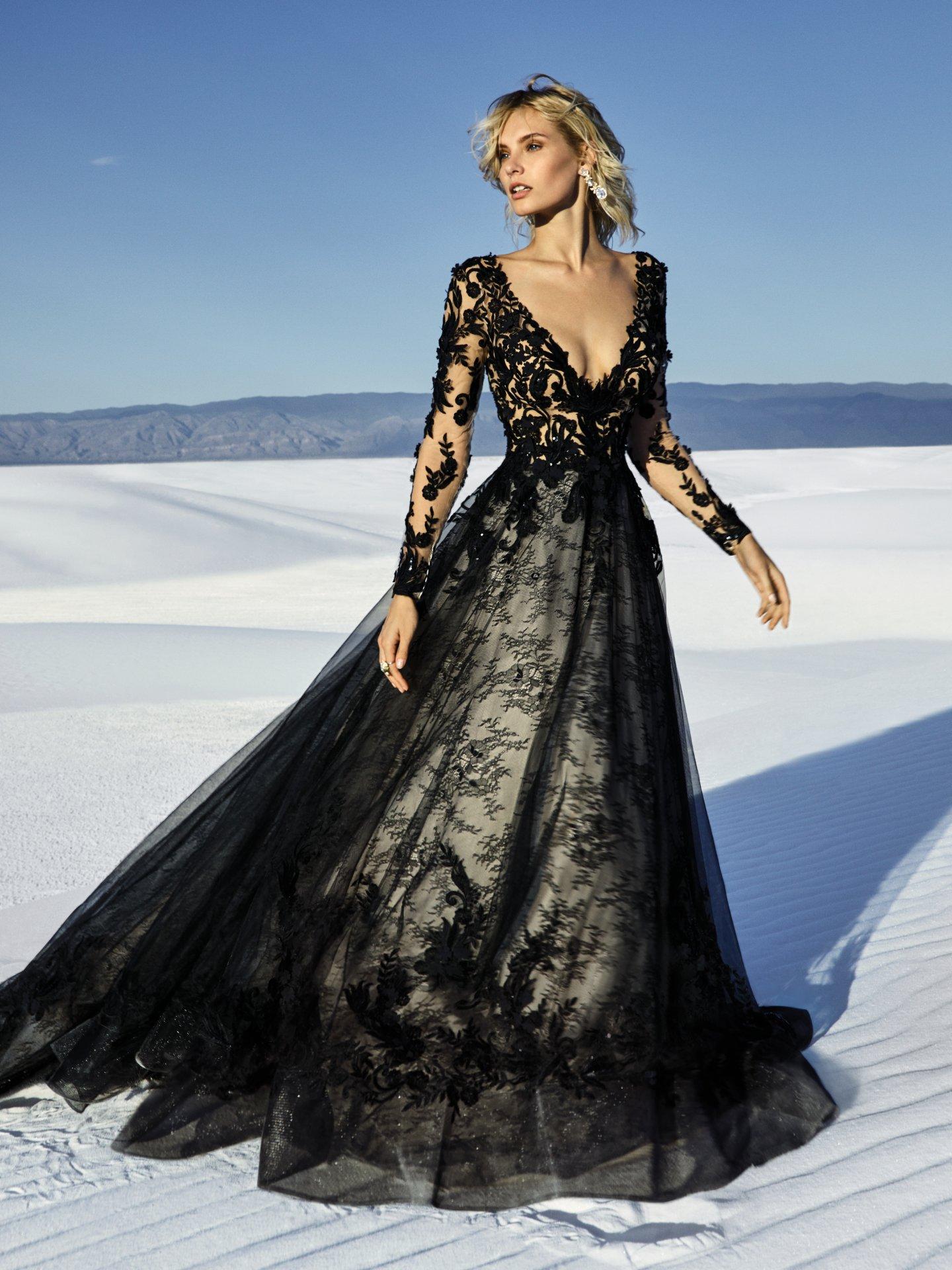 Zander Wedding Dress Bridal Gown
