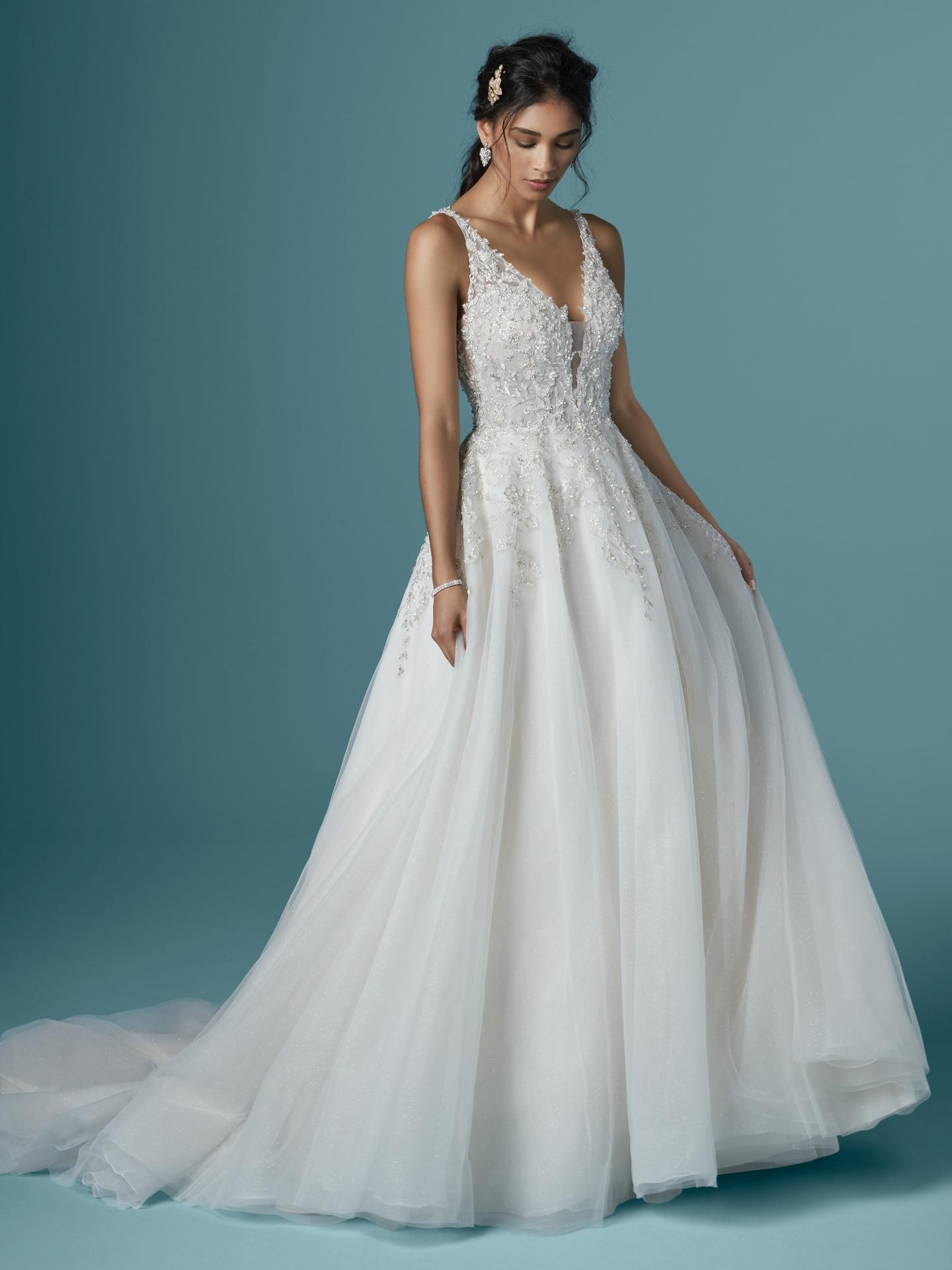 Talia Wedding Dress Bridal Gown Maggie Sottero